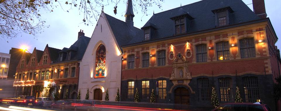 Hôtel l'Hermitage Gantois